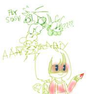 Kenasan StringsOfDarkness genderbend // 241x252 // 27.0KB