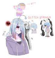 Aster StringsOfDarkness UndertaleAU fanart owo // 340x359 // 63.4KB