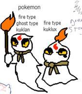Pokemon kkk kuklan kuklux kukluxklan // 208x236 // 5.6KB
