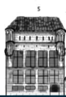 Architecture Germany Romanesque Saaleck building cologne house schmitz_katze // 106x156 // 16.2KB