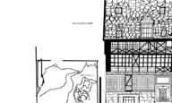 17. Architecture Germany century german hannover house renaissance sketch timberframed // 900x540 // 67.5KB