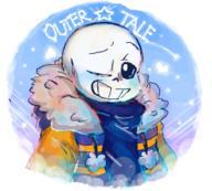 Outertale Sans Undertale UndertaleAU // 307x277 // 122.1KB