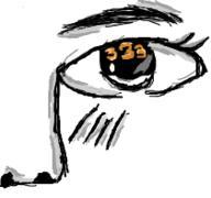 333 eye // 210x197 // 13.3KB