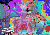 collab graffiti m0e psychedelic // 910x640 // 429.1KB
