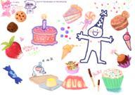 Candy food xxlisagamerxx // 908x640 // 336.8KB