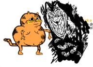 Cat Garfield // 264x191 // 21.5KB