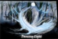 Dancing Forest Light Mandala Shadow Spirit Undead church dark ghost grim moon wood // 422x284 // 252.5KB