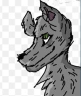 jamfam sketch wolf // 412x488 // 51.3KB