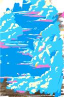 alien clouds // 388x592 // 134.7KB