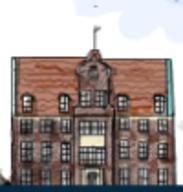 Architecture Coesfeld Germany Hall Town city renaissance schmitz_katze // 100x105 // 18.2KB