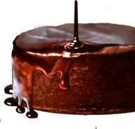 Cake alien chocolate // 236x226 // 69.2KB