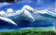 China Kunlun mountains // 769x480 // 43.8KB