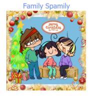 Kenasan SHITPOST Spamily StringsOfDarkness Yuhzey family // 501x498 // 431.2KB
