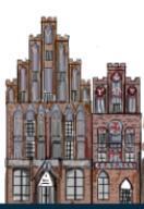Architecture Brick Copernicus Nicolaus Poland Torun gothic house schmitz_katze // 126x183 // 35.6KB