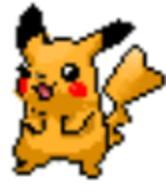 Pixelart Pokemon // 83x96 // 7.7KB